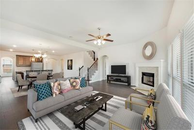 Glenn Heights Single Family Home For Sale: 1711 Maplewood Drive