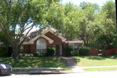 Frisco Single Family Home For Sale: 10205 Napa Valley Drive