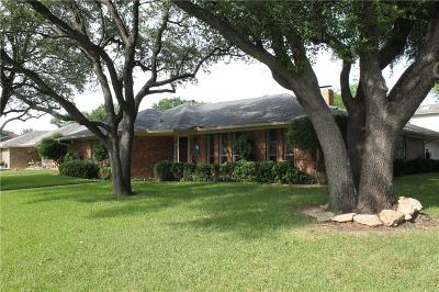 Irving Single Family Home Active Option Contract: 3200 N Britain Road