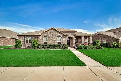 Desoto Single Family Home Active Option Contract: 712 Skyflower Drive