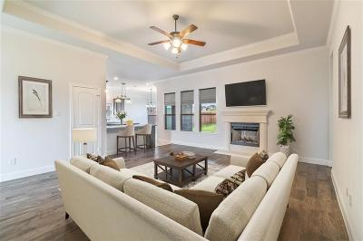 Benbrook Single Family Home For Sale: 6704 Fire Dance Drive