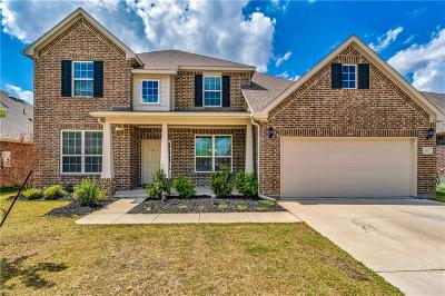 Fort Worth Single Family Home For Sale: 8117 Ponwar Drive