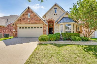 Mckinney Single Family Home For Sale: 4109 Temecula Creek Trail