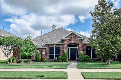 McKinney Single Family Home Active Option Contract: 6304 Oakmont Drive