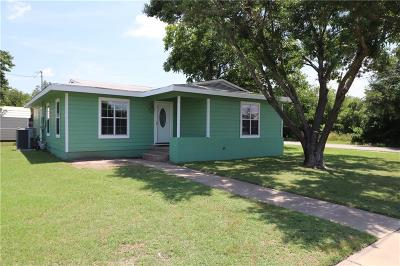 Brownwood Single Family Home For Sale: 2714 Vine Street