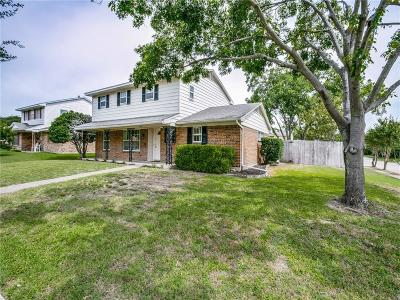 Garland Single Family Home For Sale: 3201 Shenandoah Drive