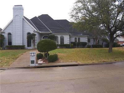 Desoto Single Family Home For Sale: 1708 Richlen Way