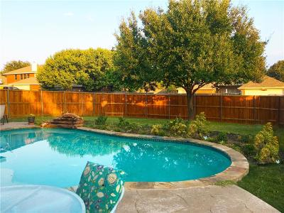 Rowlett Single Family Home For Sale: 4010 Bluffpoint Road
