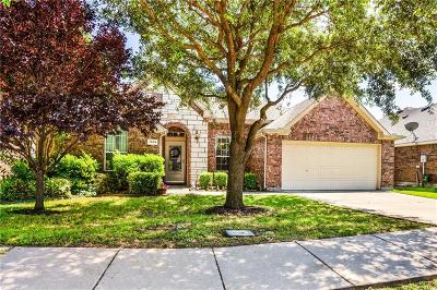 McKinney Single Family Home Active Option Contract: 7609 Shasta Drive