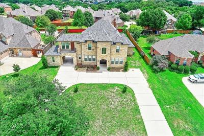 Collin County Single Family Home For Sale: 124 Dublin Road