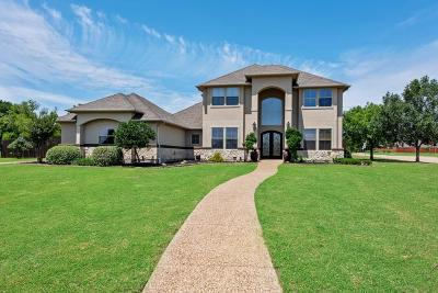 Kennedale Single Family Home Active Option Contract: 900 Shady Vale Drive