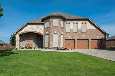 Weatherford Single Family Home Active Option Contract: 609 Saddle Ridge Trail