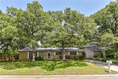 Arlington Single Family Home For Sale: 817 Spring Drive