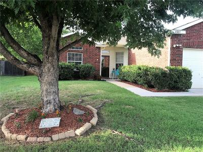 Little Elm Single Family Home For Sale: 2005 Hickory Drive