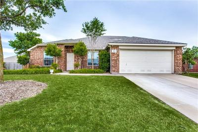 Celina Single Family Home For Sale: 413 Tarpan Trail