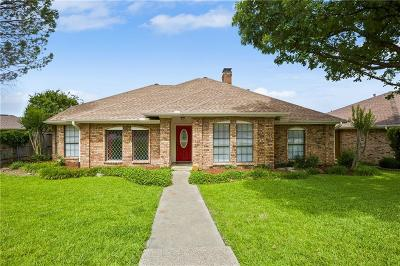 Mesquite Single Family Home For Sale: 4523 Vineyard Trail