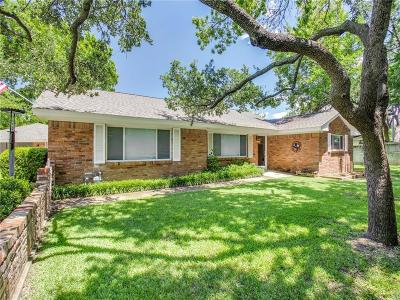 Single Family Home Active Option Contract: 4055 Lashburn Court