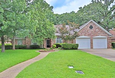 Tyler Single Family Home For Sale: 3408 Pebblebrook Drive