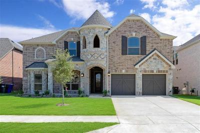 Little Elm Single Family Home For Sale: 13908 Cortes De Pallas Drive