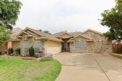 Flower Mound Single Family Home For Sale: 712 Crested Butte Trail
