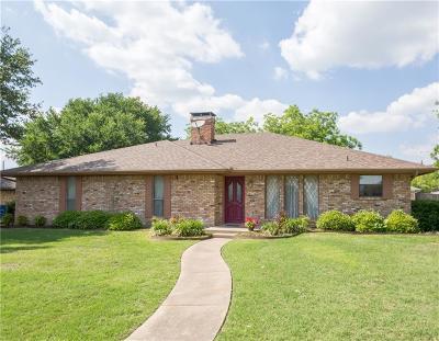 Van Alstyne Single Family Home For Sale: 604 W Jefferson Street