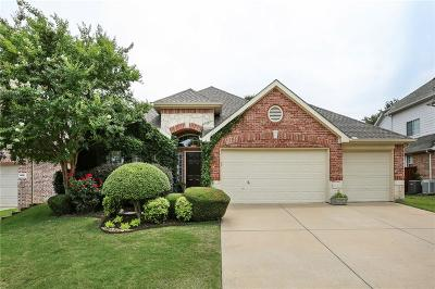 Flower Mound Single Family Home For Sale: 4012 Dawn Drive