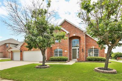 Flower Mound Single Family Home For Sale: 1417 Bramwell Drive