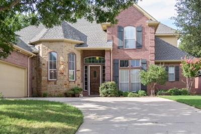 Denton County Single Family Home Active Option Contract: 2211 Creek Crossing Drive