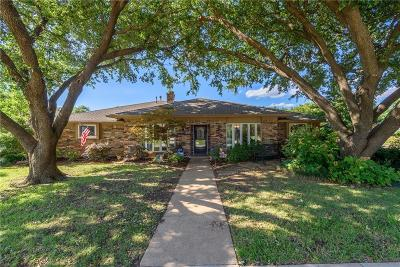 Carrollton Single Family Home For Sale: 1309 Brownwood Drive