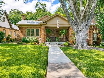 Single Family Home For Sale: 927 Thomasson Drive