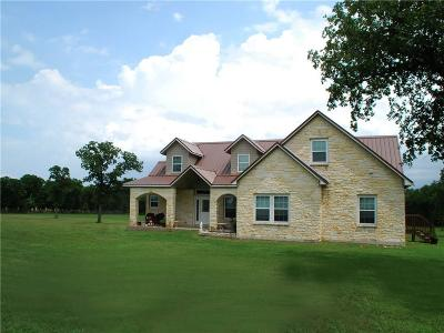 Weatherford Single Family Home For Sale: 1433 Taylor Road