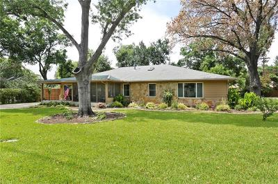 Farmers Branch Single Family Home For Sale: 2531 Farmers Branch Lane