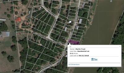 Horseshoe Bend Residential Lots & Land For Sale: Tbd 39 Horseshoe Bend Trail