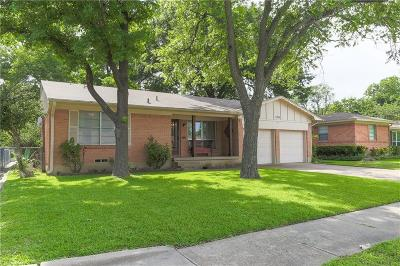 Garland Single Family Home For Sale: 1315 Oriole Lane