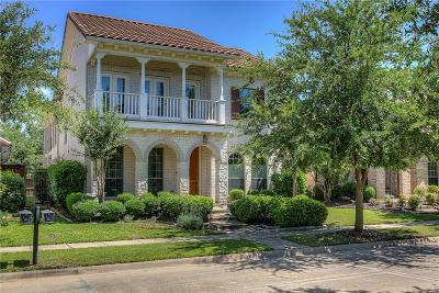 Irving Single Family Home For Sale: 848 Valencia Boulevard