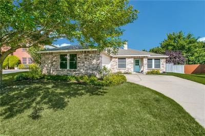 Rockwall Single Family Home Active Option Contract: 1643 Cliffbrook Drive