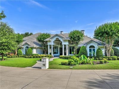Fort Worth Single Family Home For Sale: 6836 Laurel Valley Drive