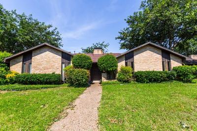 Dallas Single Family Home For Sale: 3875 Antigua Circle
