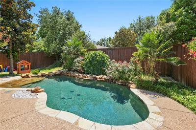 Flower Mound Single Family Home For Sale: 5307 Timber Park Drive