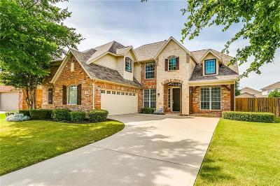 Fort Worth Single Family Home For Sale: 4105 Greenwood Way