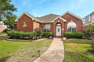 Lewisville Single Family Home For Sale: 1129 Pleasant Oaks Drive