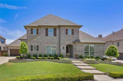 Frisco Single Family Home For Sale: 4031 Whispering Woods Lane
