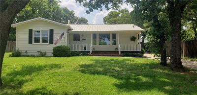 Eastland TX Single Family Home For Sale: $110,000