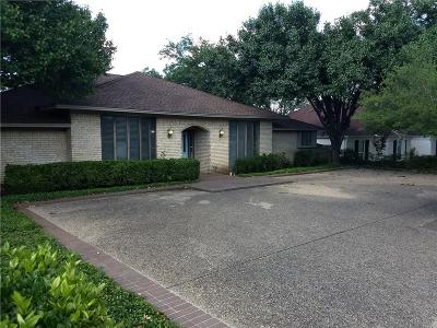 Dallas County Single Family Home For Sale: 6405 McCommas Boulevard