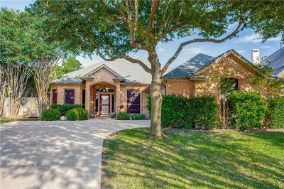 Keller Single Family Home Active Option Contract: 769 Saint Andrews Lane