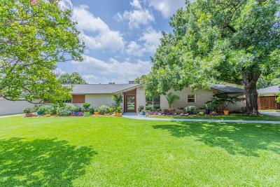 Single Family Home For Sale: 3742 Whitehall Drive