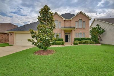 Mansfield TX Single Family Home For Sale: $315,000