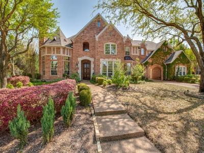 McKinney Single Family Home For Sale: 2901 Hidden Creek Lane