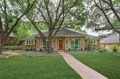Lake Highlands Single Family Home For Sale: 7510 Hundley Boulevard