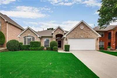 Flower Mound Single Family Home For Sale: 3248 Paddock Circle